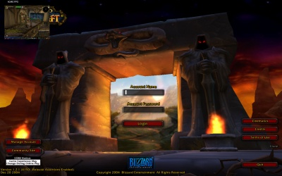 World of Warcraft Picture-in-Picture